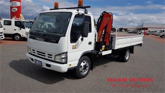 2007 Isuzu NPR 300 Major Motors - Trucks for Sale