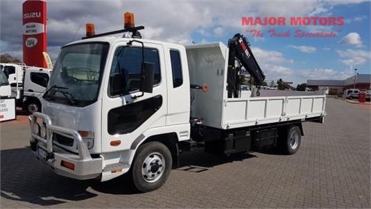 2010 Fuso Fighter 1024 Major Motors - Trucks for Sale
