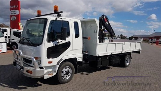 2010 Fuso Fighter 1024 Trucks for Sale