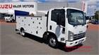 2013 Isuzu NPR 300 Premium Service Vehicle