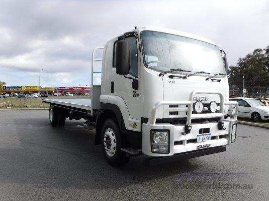2013 Isuzu FVD1000 Raytone Trucks  - Trucks for Sale