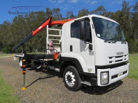 2009 Isuzu FTR 900 Long Trucks for Sale
