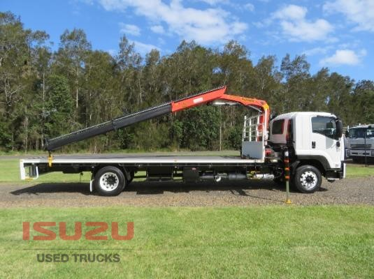 2009 Isuzu FTR 900 Long Used Isuzu Trucks - Trucks for Sale