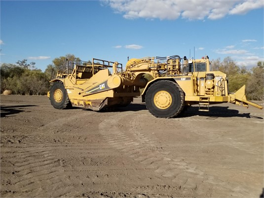 2007 Caterpillar 637G - Heavy Machinery for Sale