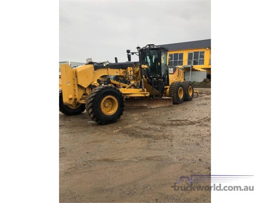 2012 Caterpillar 14M - Truckworld.com.au - Heavy Machinery for Sale