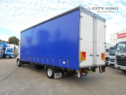 2013 Fuso Fighter 1024 Lwb City Hino - Trucks for Sale