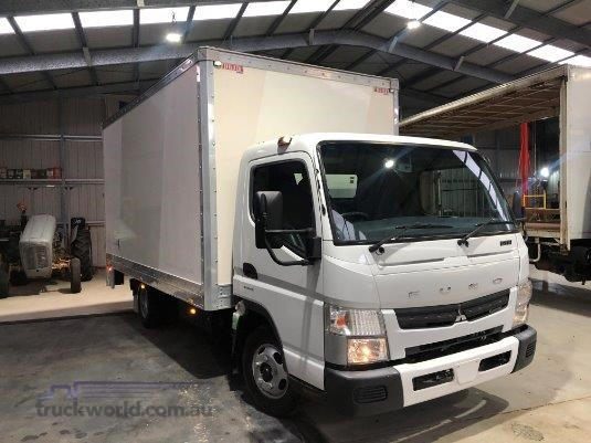 2013 Fuso Canter 515 AMT Duonic Trucks for Sale