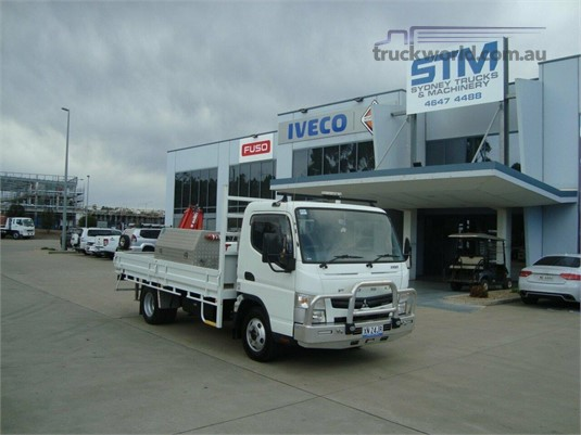 2016 Fuso Canter 615 - Trucks for Sale