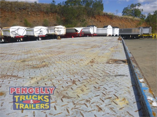 2012 Cimc Flat Top Trailer Pengelly Truck & Trailer Sales & Service - Trailers for Sale