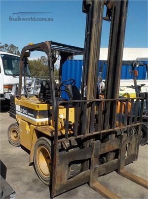 Daewoo D30S-2 - Forklifts for Sale