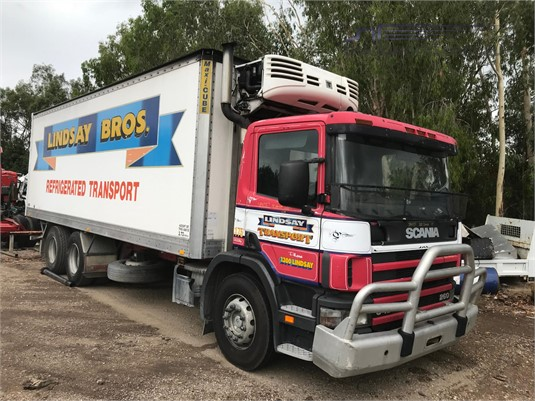 2001 Scania 94D Wrecking for Sale