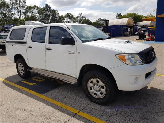 2008 Toyota Hilux Sr - Light Commercial for Sale