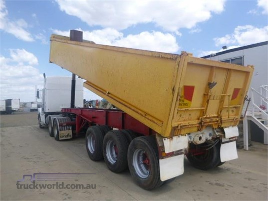 1985 Freighter Tipper Trailer - Truckworld.com.au - Trailers for Sale