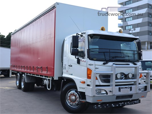 2015 Hino 500 Series Suttons Trucks - Trucks for Sale