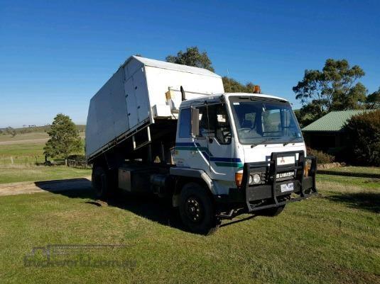 1992 Mitsubishi FM557 - Trucks for Sale