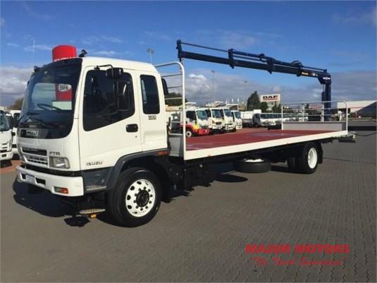 2007 Isuzu FTR 900 Major Motors - Trucks for Sale
