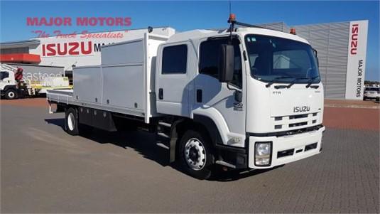 2011 Isuzu FTR 900 Premium Crew Cab Major Motors - Trucks for Sale