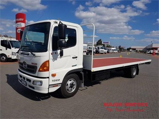 2015 Hino 500 Series 1022 FC Major Motors - Trucks for Sale