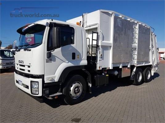 2011 Isuzu FVZ 1400 Auto Trucks for Sale