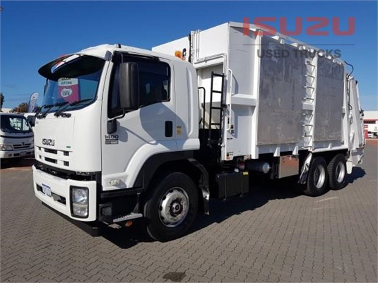 2011 Isuzu FVZ 1400 Auto Used Isuzu Trucks - Trucks for Sale