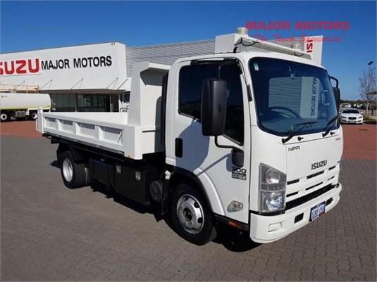 2011 Isuzu NPR 300 Major Motors - Trucks for Sale