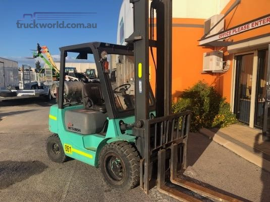 2007 Mitsubishi other Forklifts for Sale