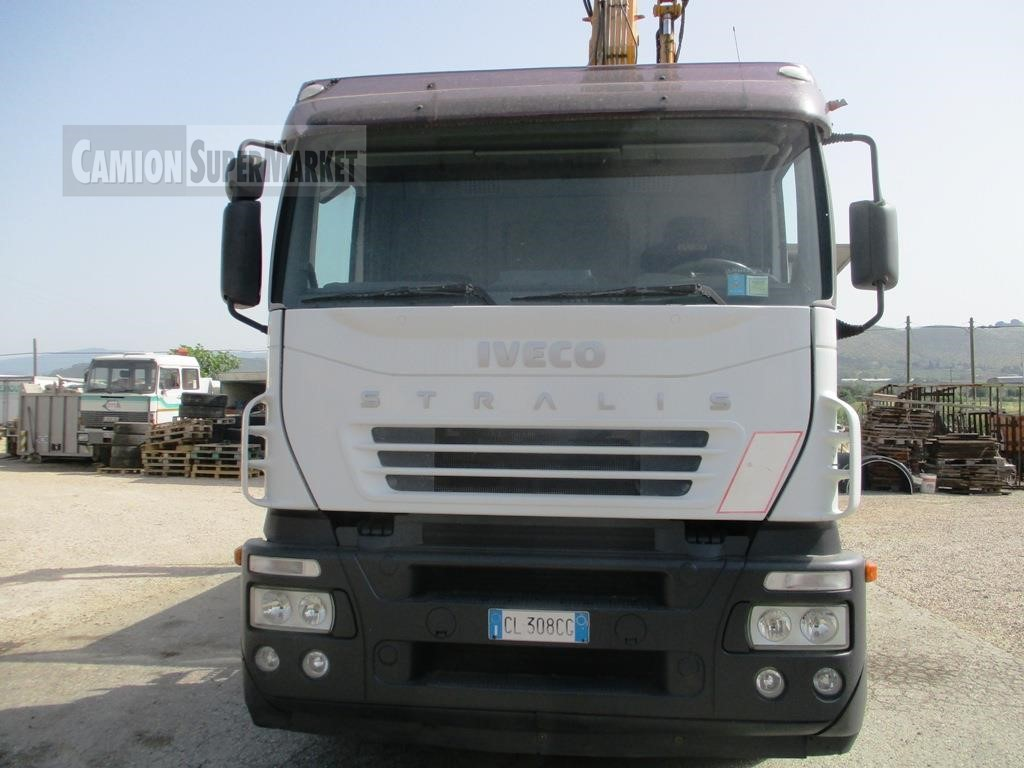 Iveco STRALIS 350 used 2004