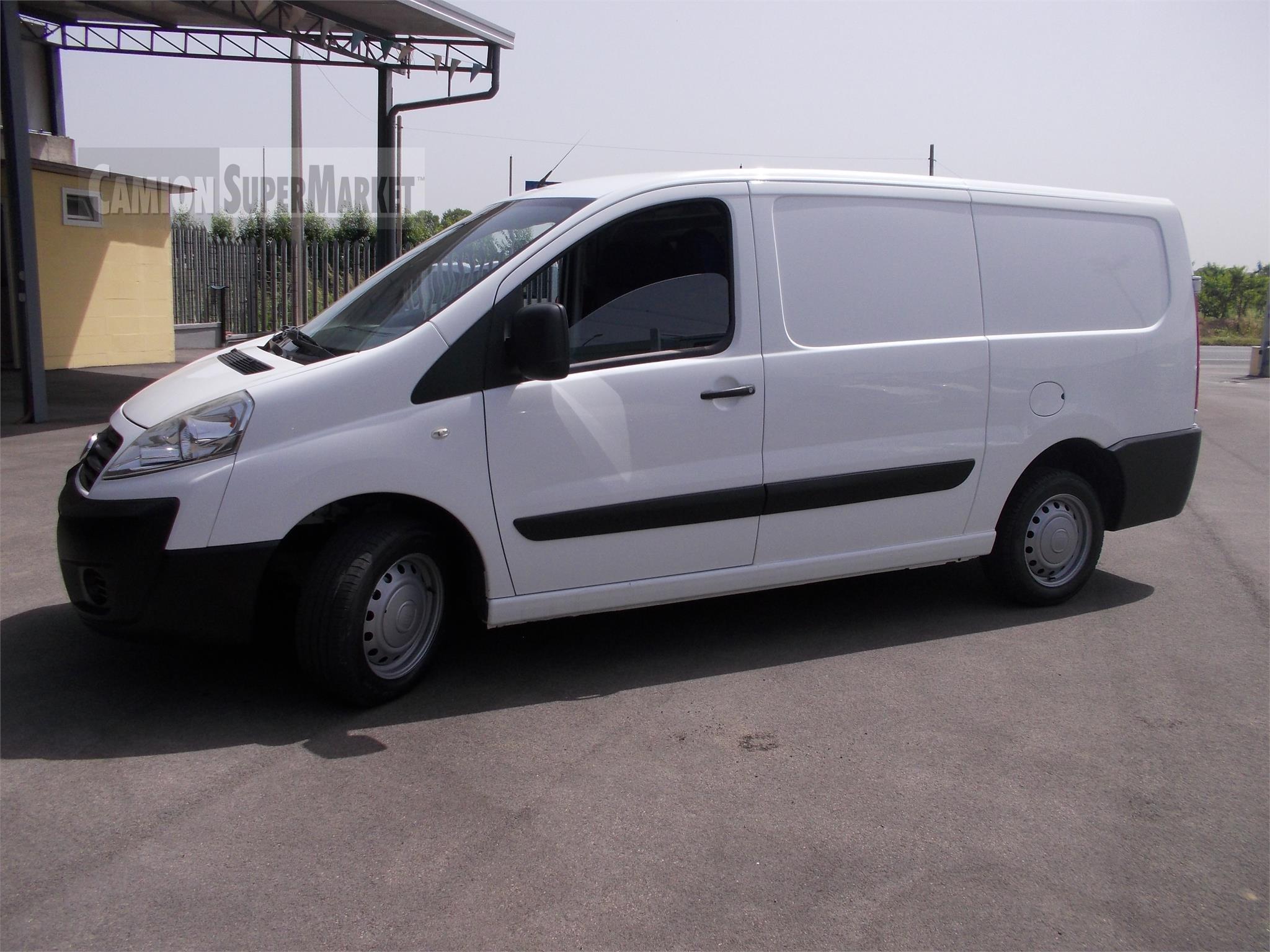 Fiat SCUDO MAXI Usato 2011