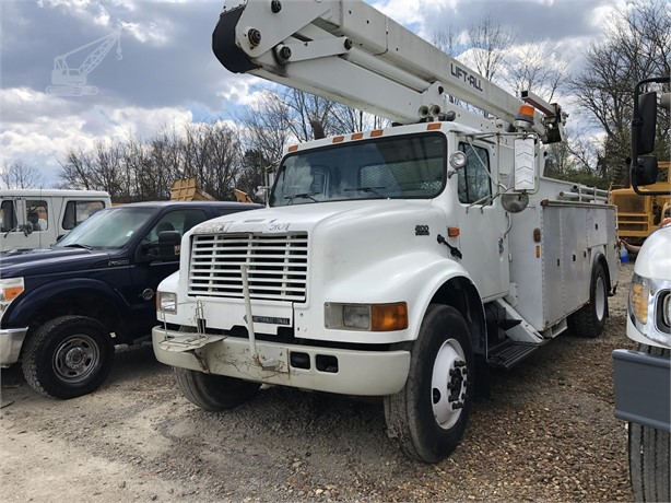 LIFT-ALL Bucket Trucks / Service Trucks Auction Results