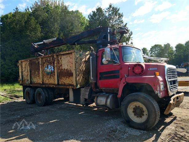 Truck Log Loaders Logging Equipment For Sale - 46 Listings