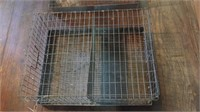 Rabbit Cages Times 2