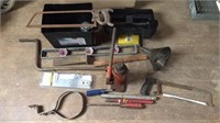 Lot Asst Tools