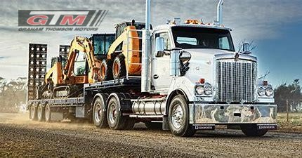 Kenworth T610SAR Day Cab