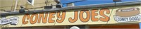 ONLINE AUCTION:  Coney Joe's Restaurant (Brighton)
