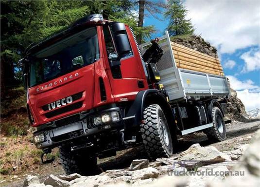 Iveco Eurocargo ML150 4x4 Sleeper-Cab