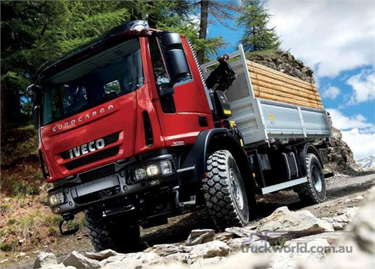 Iveco Eurocargo ML150 4x4 Day-Cab