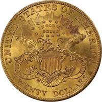 $20 1904 PCGS MS67