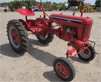 Summer Equipment & RV Auction