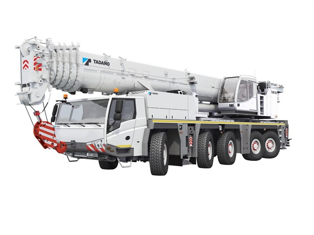 TADANO All Terrain Cranes For Sale - 95 Listings