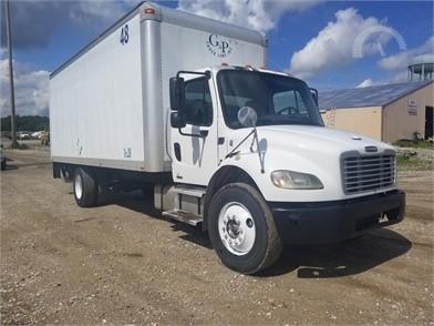 FREIGHTLINER Van Trucks / Box Trucks Auction Results - 68 Listings