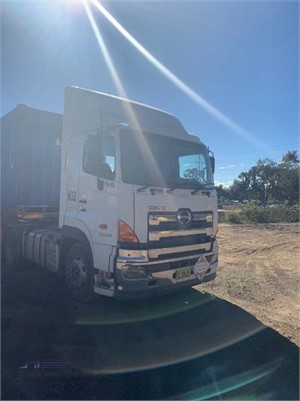 2010 Hino 700 Series 2838 Trucks for Sale