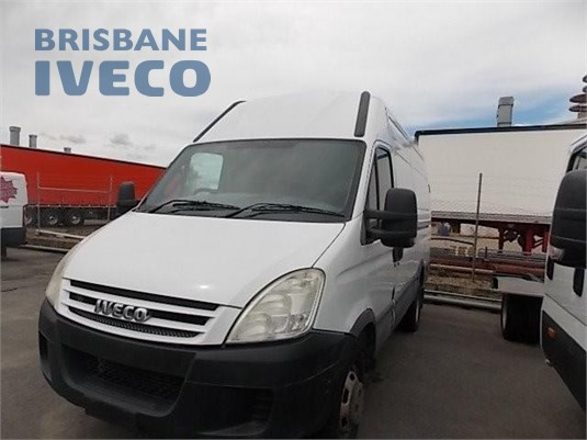 2009 Iveco Daily 65c17 Iveco Trucks Brisbane - Light Commercial for Sale