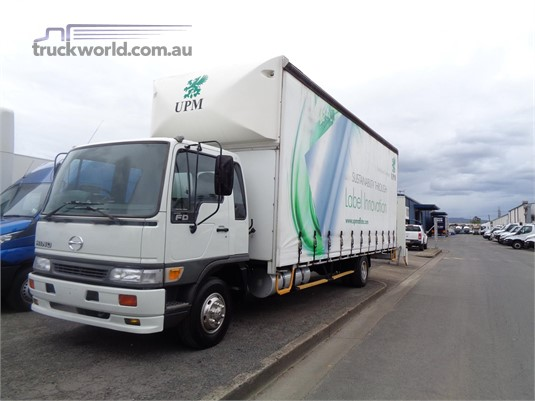 2002 Hino Ranger 5 FC Trucks for Sale