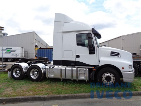 2012 Iveco Powerstar ATN10/ADN10 Iveco Trucks Brisbane - Trucks for Sale