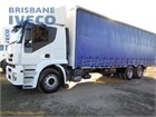 2012 Iveco other Tautliner / Curtainsider