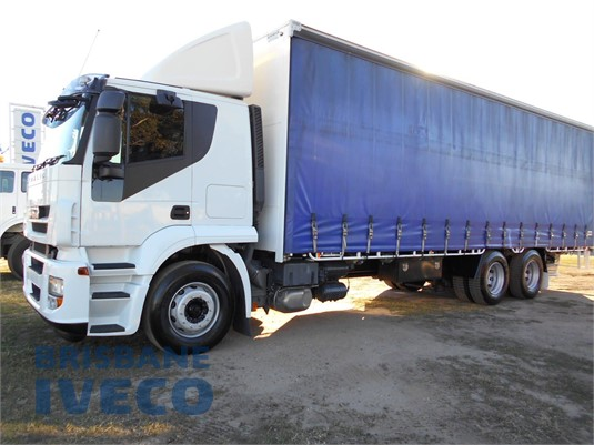 2012 Iveco other Iveco Trucks Brisbane - Trucks for Sale