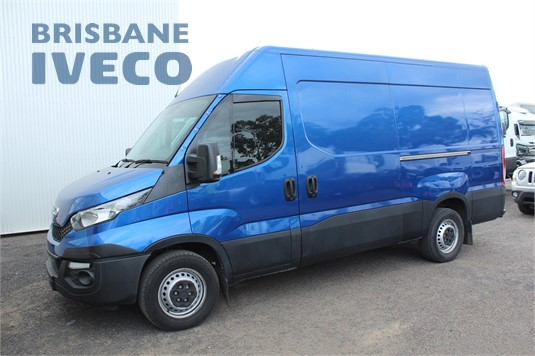 2015 Iveco Daily 35s14 Iveco Trucks Brisbane - Light Commercial for Sale