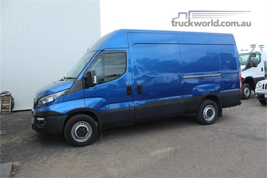 2015 Iveco Daily 35s14 - Truckworld.com.au - Light Commercial for Sale