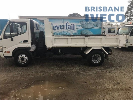 2008 Hino 300 Series 716 Iveco Trucks Brisbane - Trucks for Sale