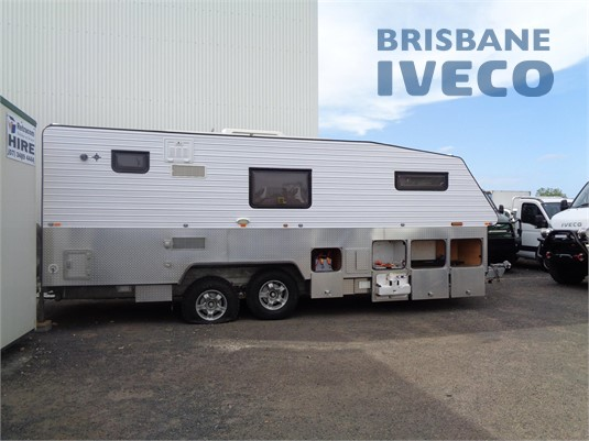 2012 Custom 22 Iveco Trucks Brisbane - Light Commercial for Sale